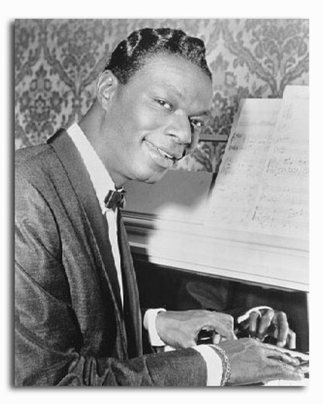 (SS2221115) Nat 'King' Cole Music Photo