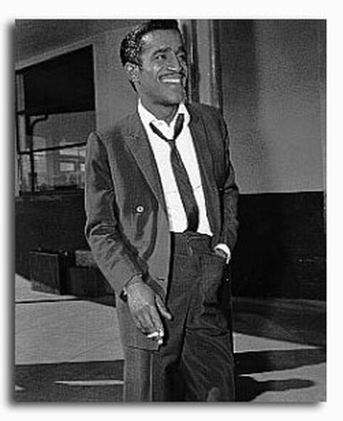 (SS2221154) Sammy Davis Jr.  Ocean's Eleven Music Photo