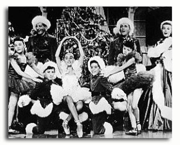 (SS2225327) Cast   White Christmas Movie Photo
