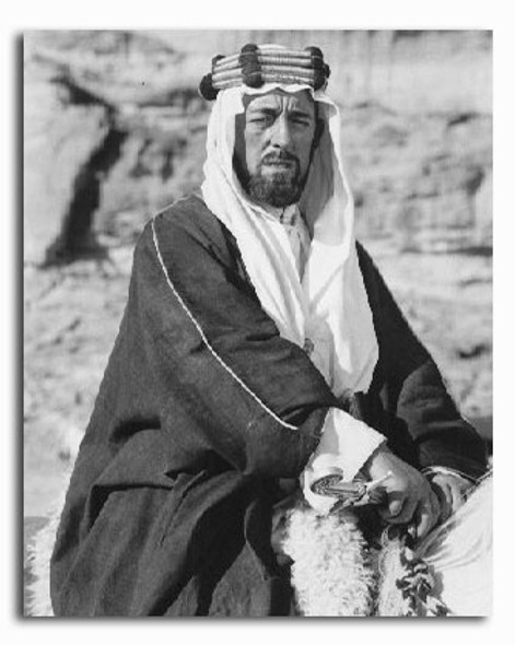 (SS2225353) Alec Guinness  Lawrence of Arabia Movie Photo