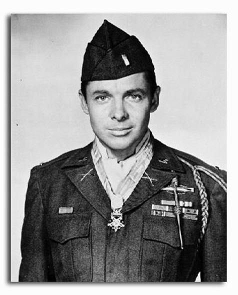 (SS2225444) Audie Murphy  To Hell and Back Movie Photo