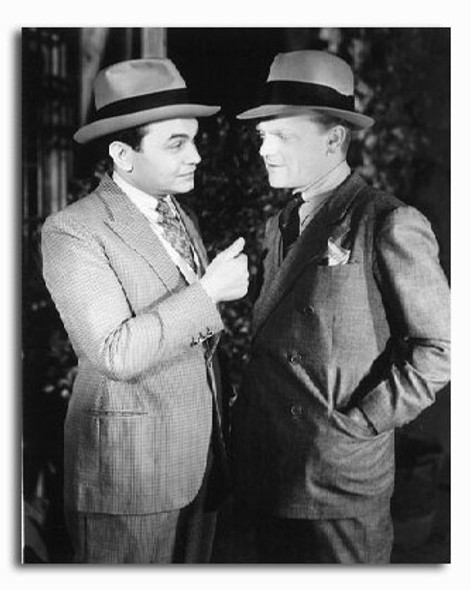 (SS2225951) James Cagney, Edward G. Robinson Movie Photo