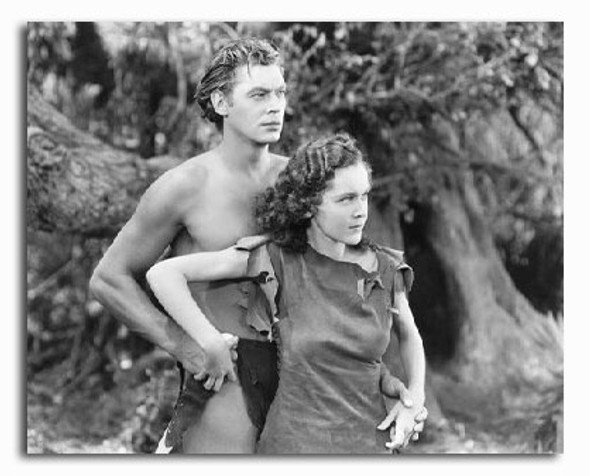 (SS2226640) Johnny Weissmuller  Tarzan and His Mate Movie Photo
