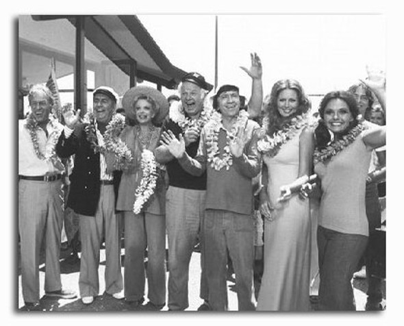 (SS2227043) Cast   Gilligan's Island Television Photo