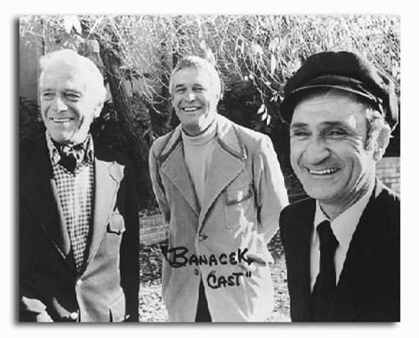 (SS2227563) Cast   Banacek Television Photo
