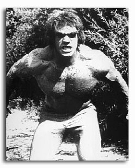 (SS2228642) Lou Ferrigno  The Incredible Hulk Movie Photo