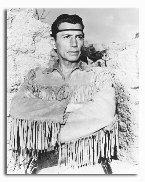 (SS2229097) Jay Silverheels  The Lone Ranger Movie Photo