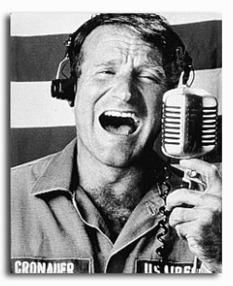 (SS2230969) Robin Williams  Good Morning, Vietnam Movie Photo