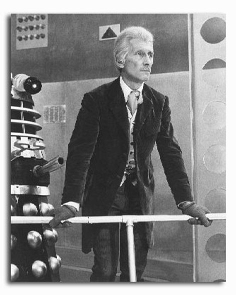 (SS2231411) Peter Cushing  Dr. Who and the Daleks Movie Photo
