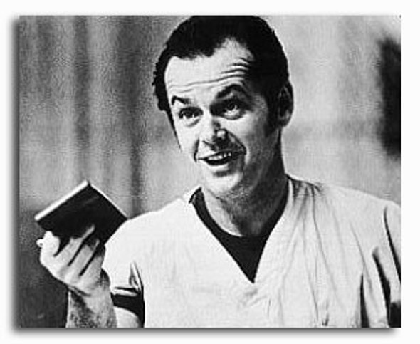 (SS2231879) Jack Nicholson  One Flew Over the Cuckoo's Nest Movie Photo