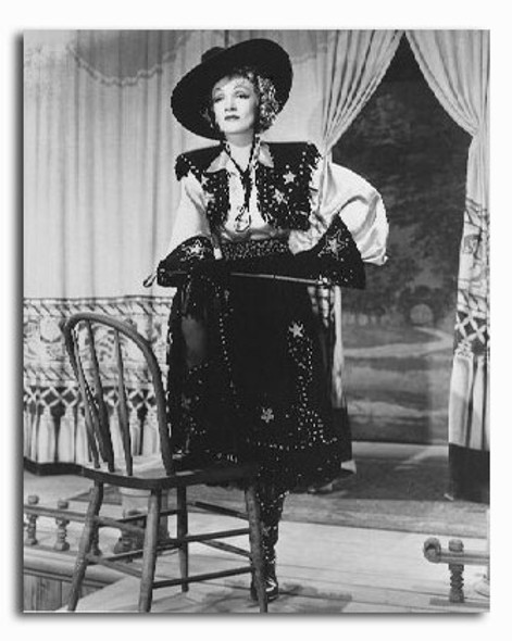 (SS2235636) Marlene Dietrich  Destry Rides Again Movie Photo