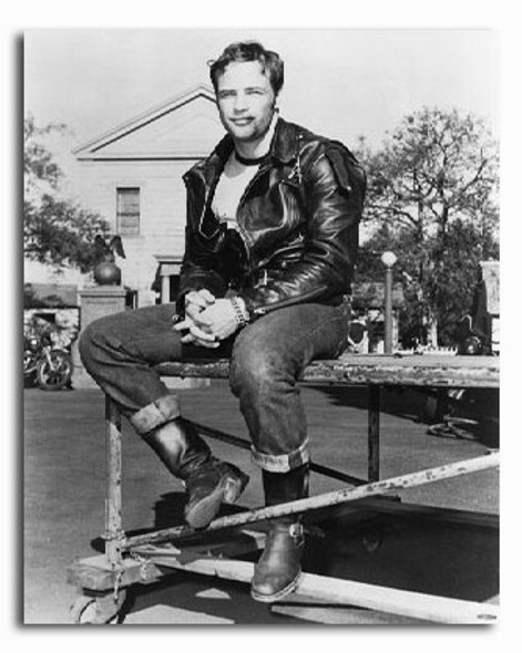 (SS2238834) Marlon Brando  The Wild One Movie Photo