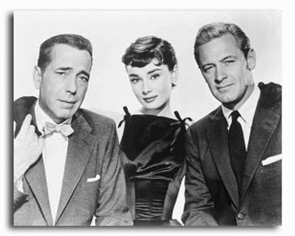 (SS2242006) William Holden, Humphrey Bogart, Audrey Hepburn Movie Photo