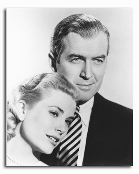 (SS2242123) James Stewart, Grace Kelly Movie Photo