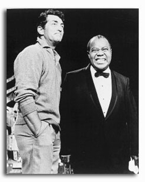 (SS2242851) Dean Martin, Louis Armstrong Music Photo
