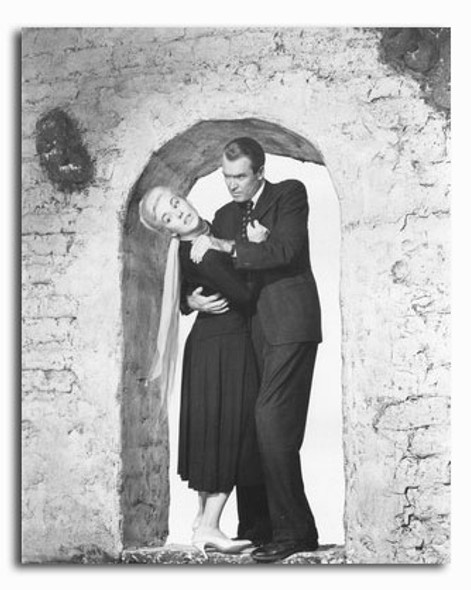 (SS2243501) James Stewart, Kim Novak Movie Photo
