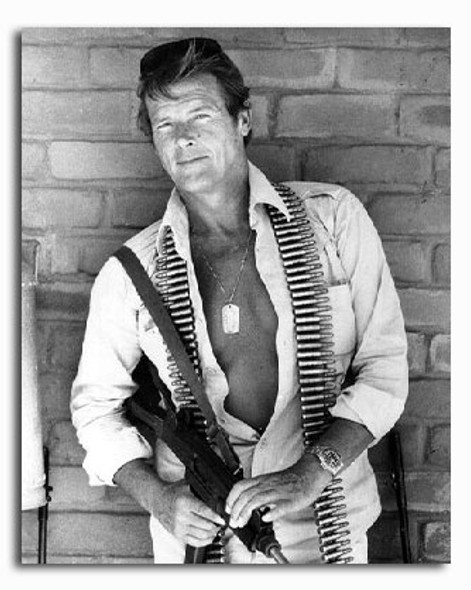 (SS2246088) Roger Moore Movie Photo