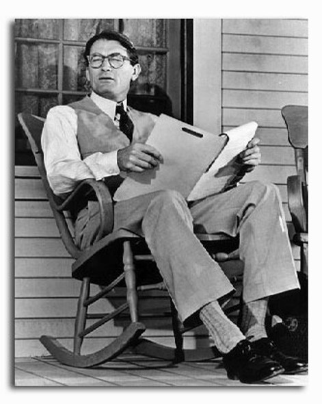 (SS2246283) Gregory Peck  To Kill a Mockingbird Movie Photo