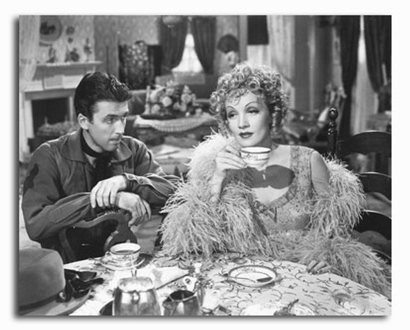 (SS2246530) James Stewart, Marlene Dietrich Movie Photo