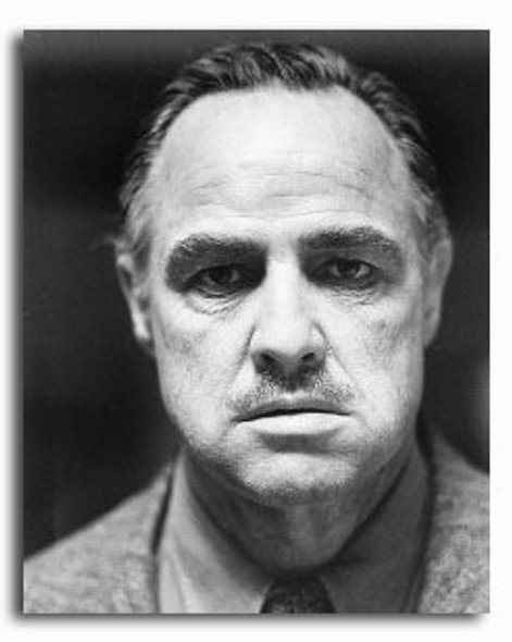 (SS2247245) Marlon Brando  The Godfather Movie Photo