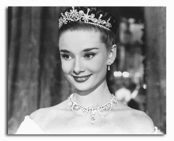 (SS2247674) Audrey Hepburn  Roman Holiday Movie Photo