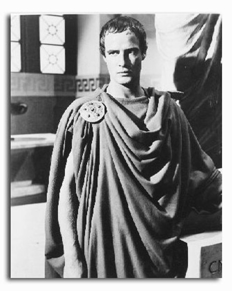 (SS2248389) Marlon Brando  Julius Caesar Movie Photo