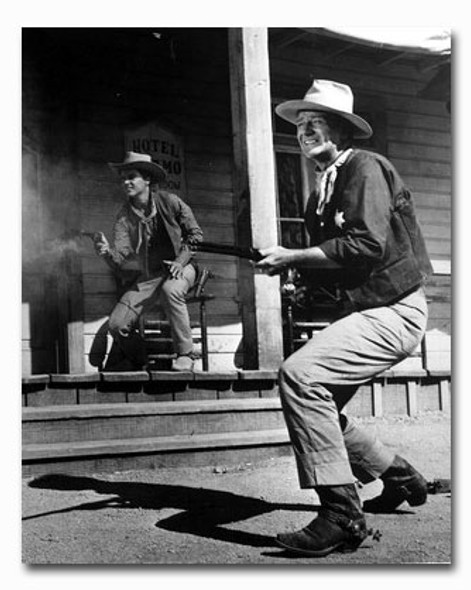 (SS2252302) Cast   Rio Bravo Movie Photo