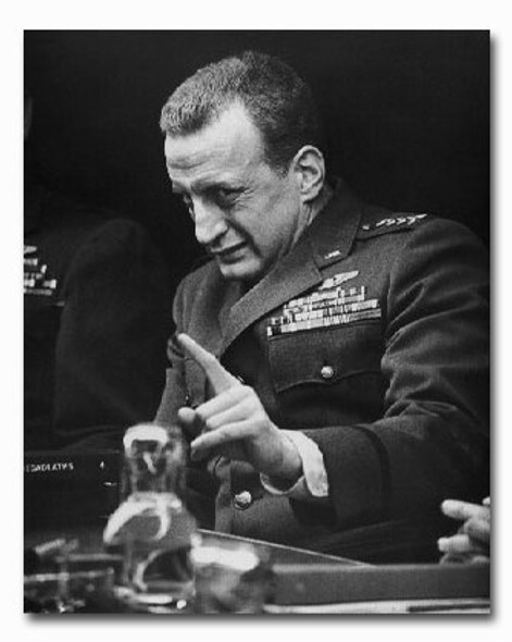 (SS2252354) George C. Scott  Dr. Strangelove or: How I Learned to Stop Worrying and Love the Bomb Movie Photo
