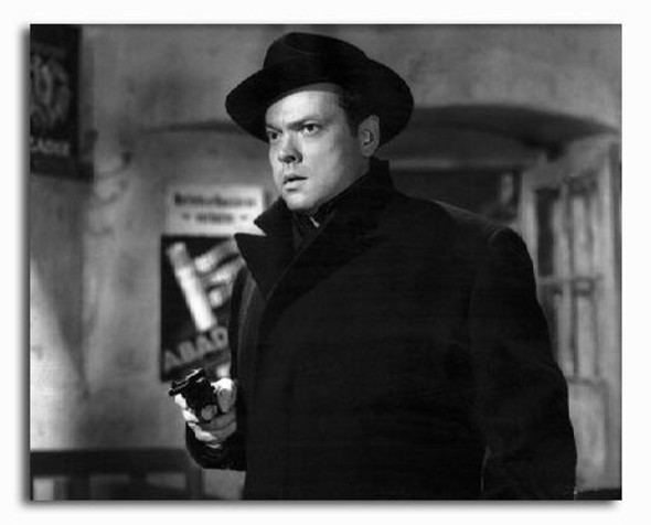 (SS2253602) Orson Welles  The Third Man Movie Photo