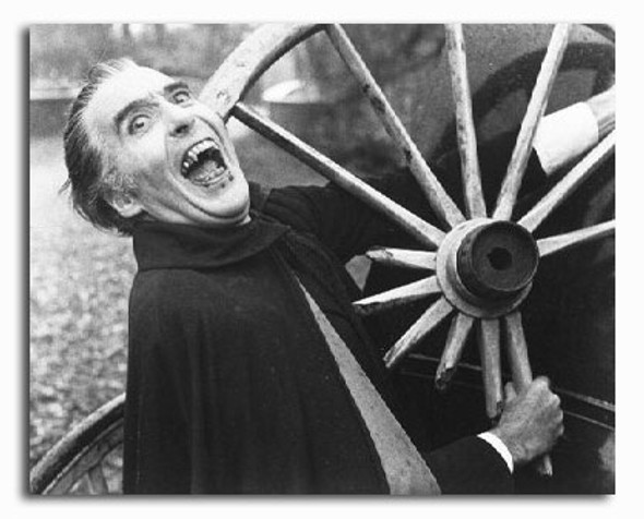 (SS2255240) Christopher Lee  Dracula A.D. 1972 Movie Photo