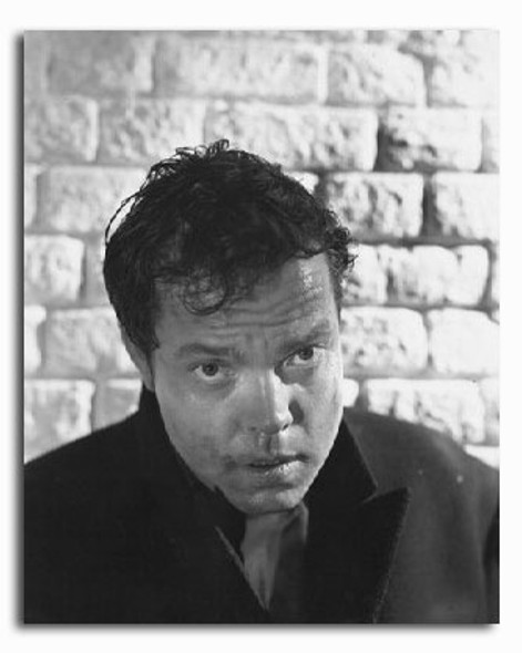 (SS2255929) Orson Welles  The Third Man Movie Photo