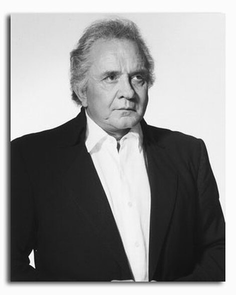 (SS2261155) Johnny Cash Music Photo