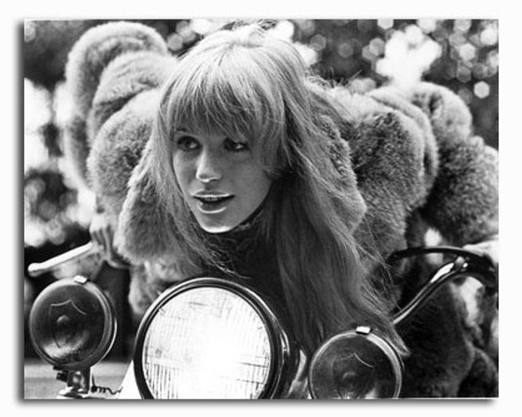 (SS2270099) Marianne Faithfull  The Girl on a Motocycle Music Photo