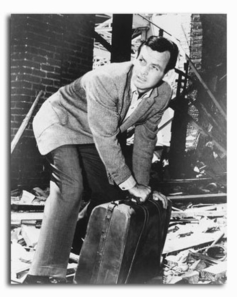 (SS2276027) David Janssen  The Fugitive Movie Photo