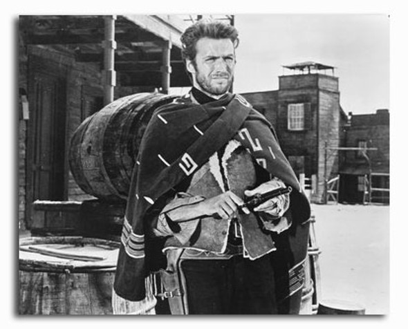 (SS2291250) Clint Eastwood  Per un pugno di dollari Movie Photo