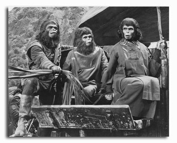 (SS2293031) Cast   Planet of the Apes Television Photo