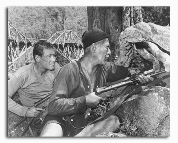 (SS2294344) William Holden  The Bridge on the River Kwai Movie Photo