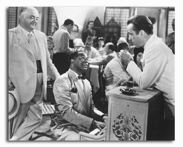 (SS2295332) Cast   Casablanca Movie Photo