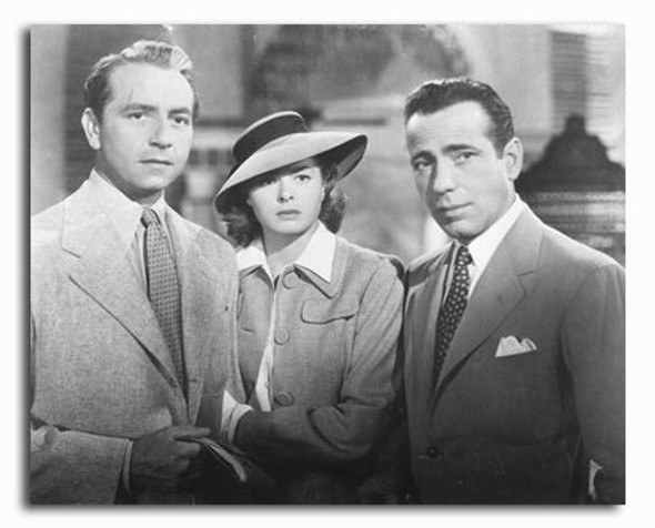 (SS2295345) Cast   Casablanca Movie Photo