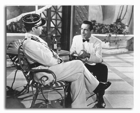 (SS2295397) Cast   Casablanca Movie Photo