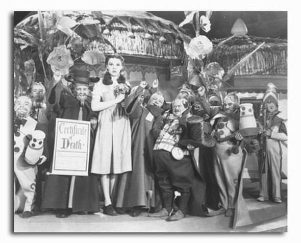 (SS2295878) Judy Garland  The Wizard of Oz Movie Photo