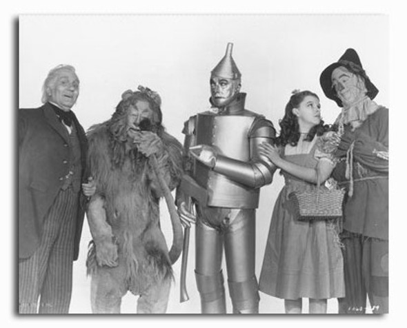 (SS2295891) Cast   The Wizard of Oz Movie Photo