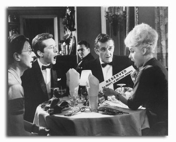 (SS2297490) Cast   Carry On Spying Movie Photo