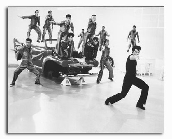 (SS2298413) John Travolta  Grease Movie Photo