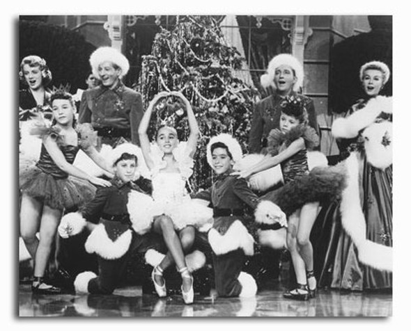 (SS2299700) Cast   White Christmas Movie Photo