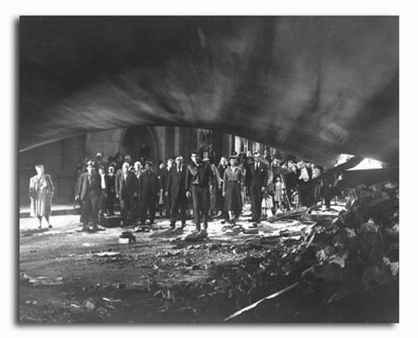 (SS2300077) Gene Barry  The War of the Worlds Movie Photo