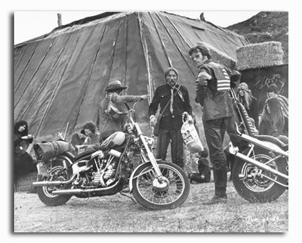 (SS2302365) Peter Fonda  Easy Rider Movie Photo