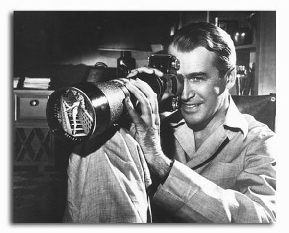 (SS2302495) James Stewart  Rear Window Movie Photo