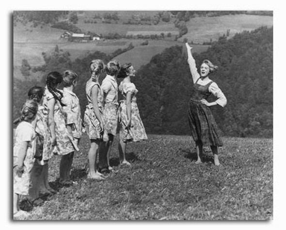 (SS2304055) Julie Andrews  The Sound of Music Movie Photo