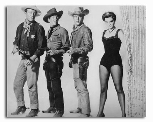 (SS2304328) Cast   Rio Bravo Movie Photo